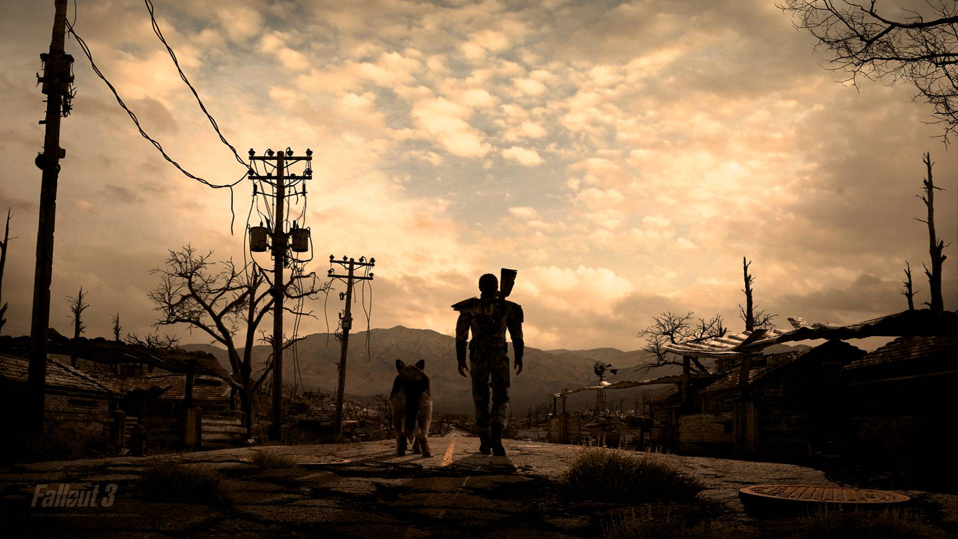 Fallout 3 Desktop Backgrounds
