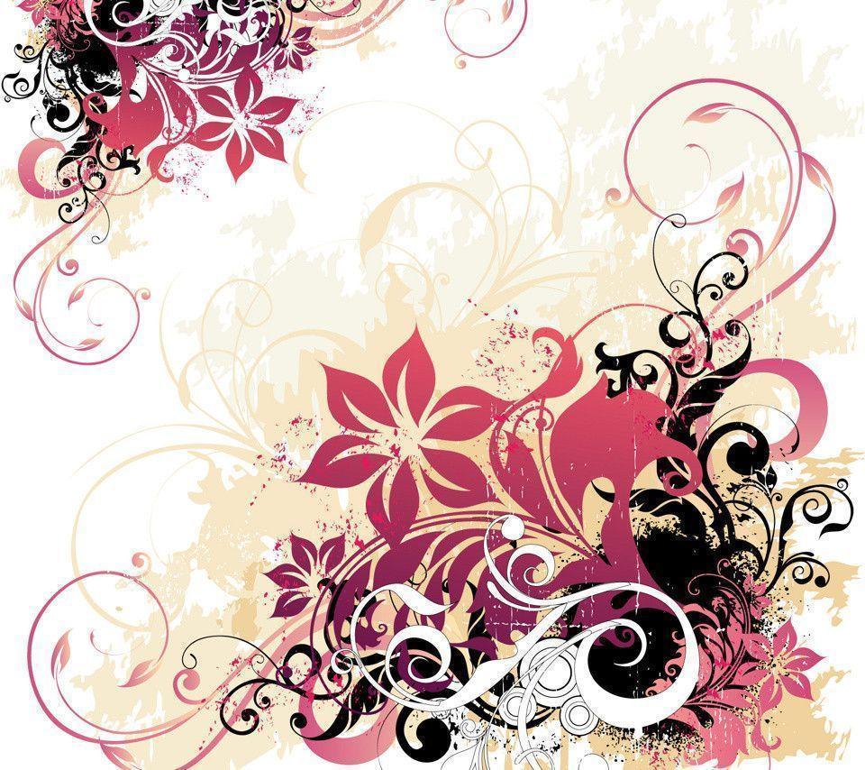Free Ppt Backgrounds Desktop Wallpaper Flower Pink Lotus: Free Pretty Backgrounds