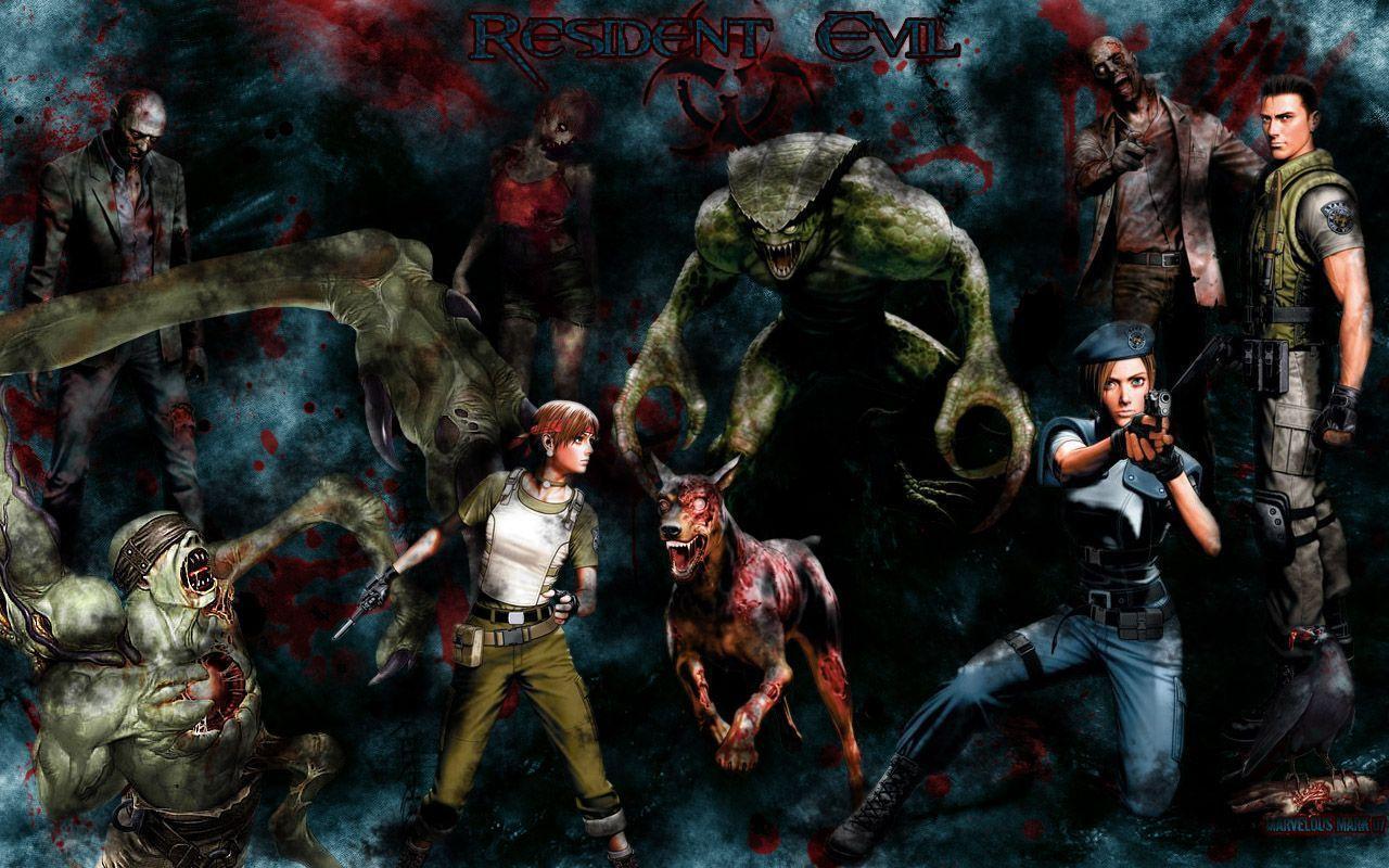 Resident Evil 2 Wallpapers - Wallpaper Cave