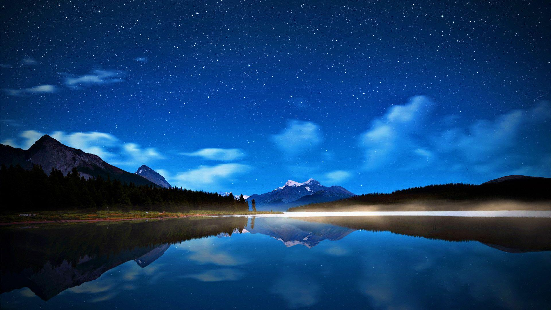 Night Sky Wallpapers - Wallpaper Cave