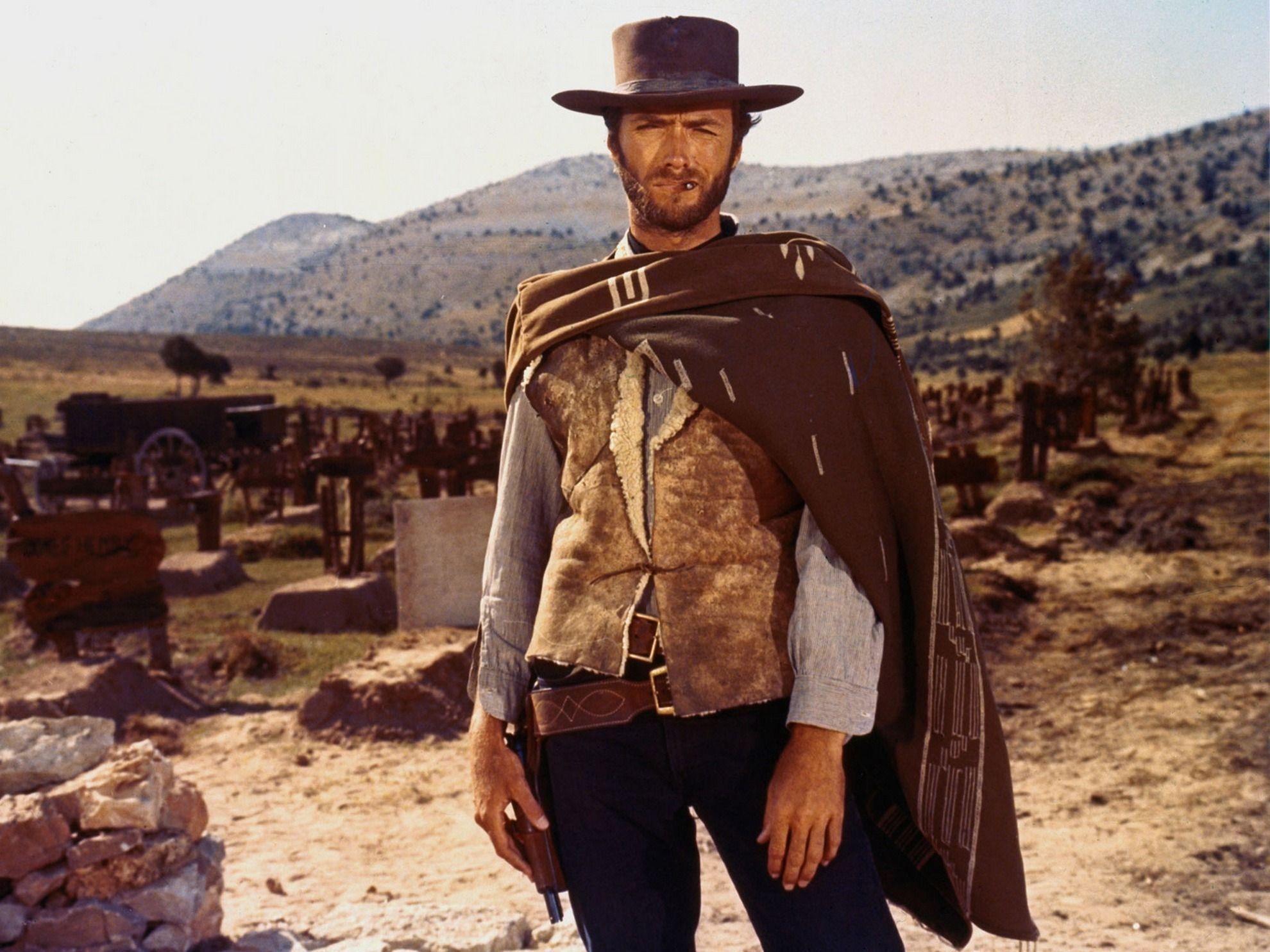 Clint Eastwood Cowboy Wallpaper: Wild West Wallpapers
