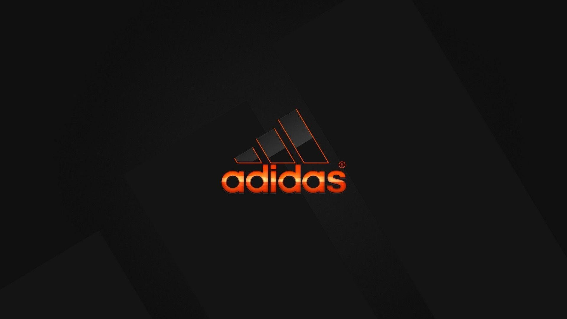 Adidas Logo Wallpapers 2015 Wallpaper Cave Orange Gambar
