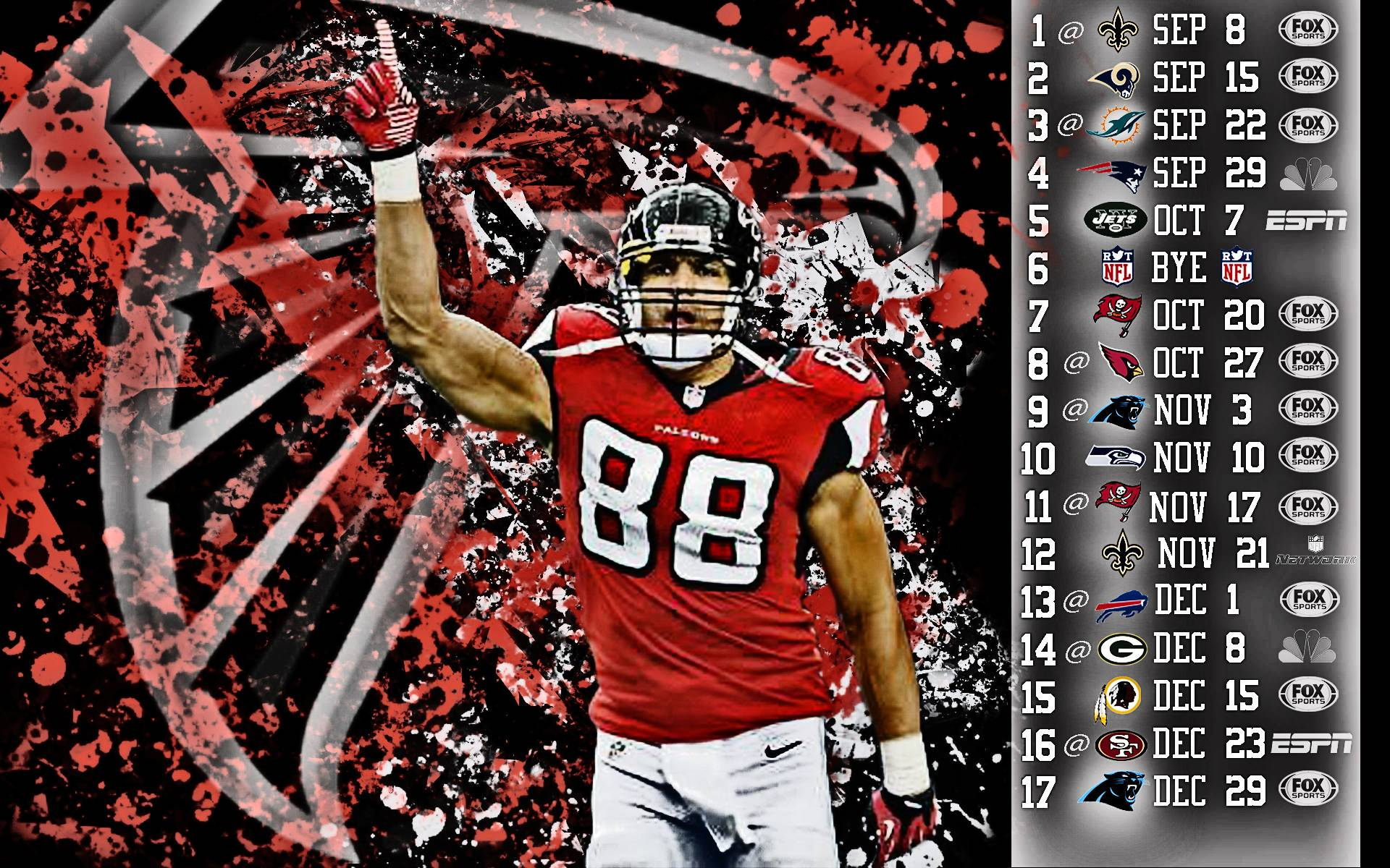 2013 Atlanta Falcons football nfl g wallpapers