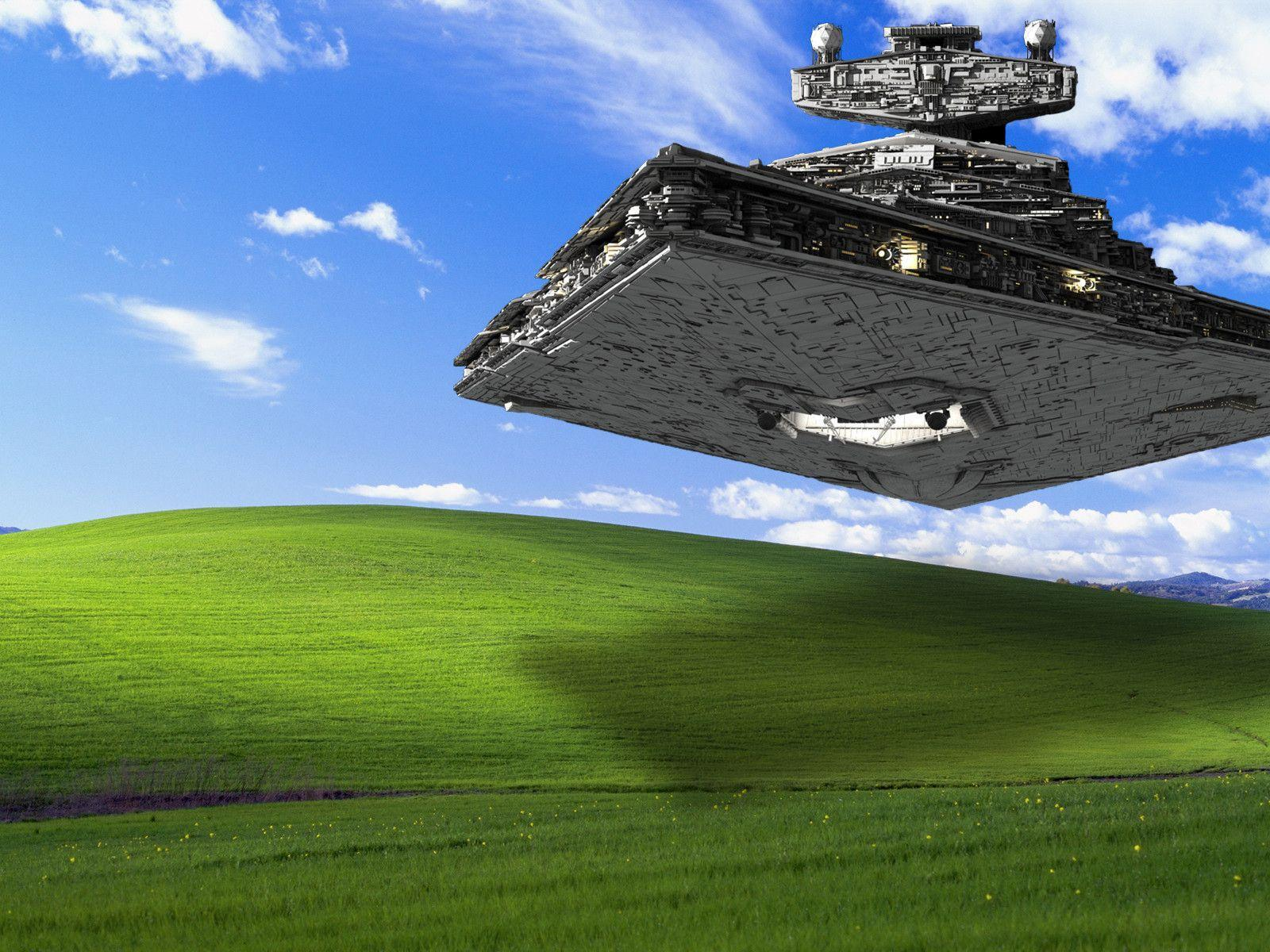 1600 × 1200 Star Destroyer Wallpapers