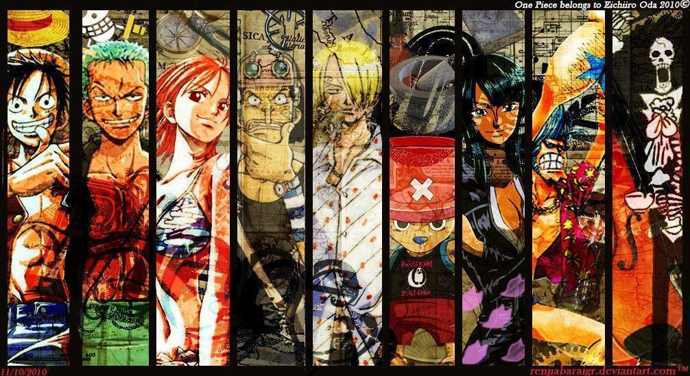 Pix For > One Piece Wallpapers Hd Desktop
