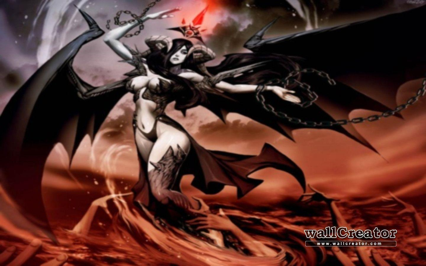 Succubus Wallpapers Wallpaper Cave