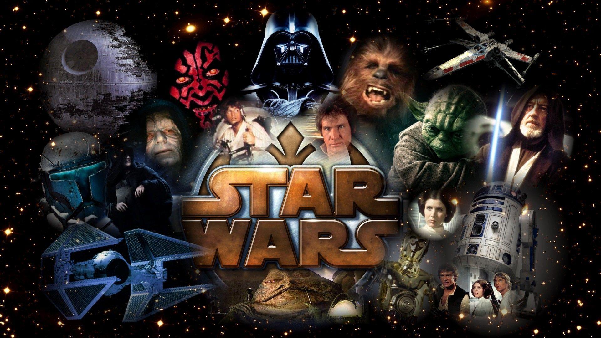 Star Wars Character Wallpapers Wallpaper Cave