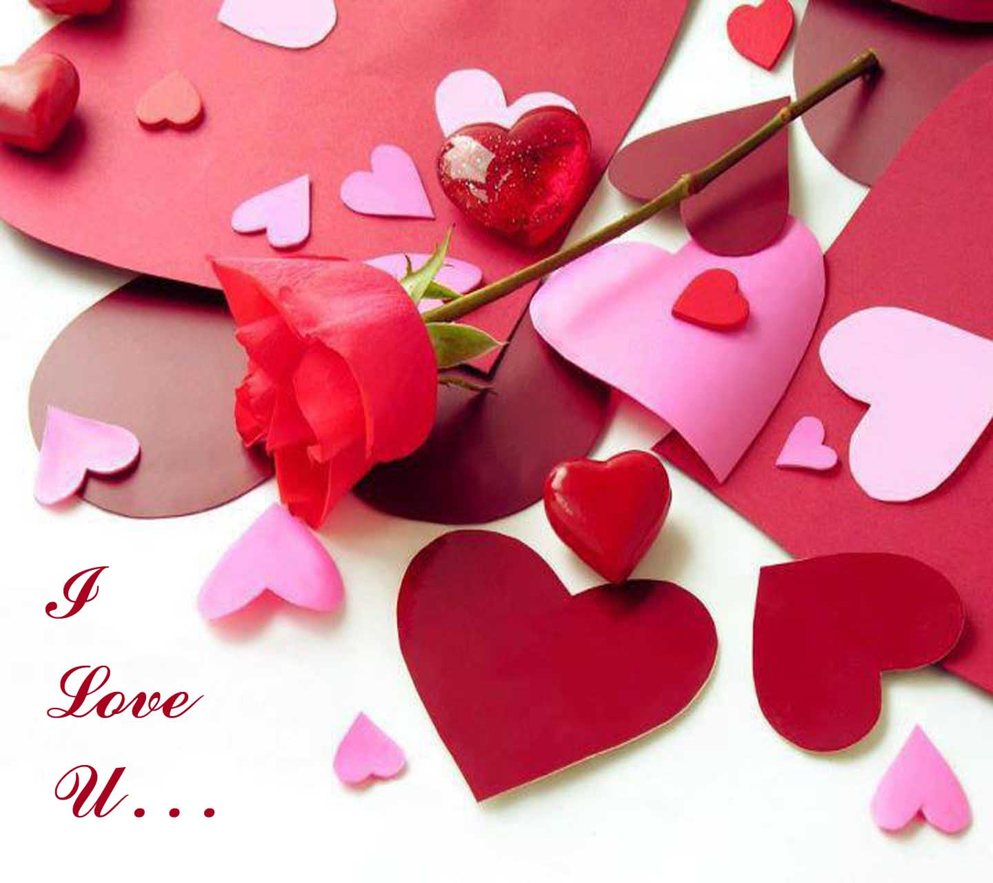 Cute I Love U Wallpapers For Mobile Wallpapers