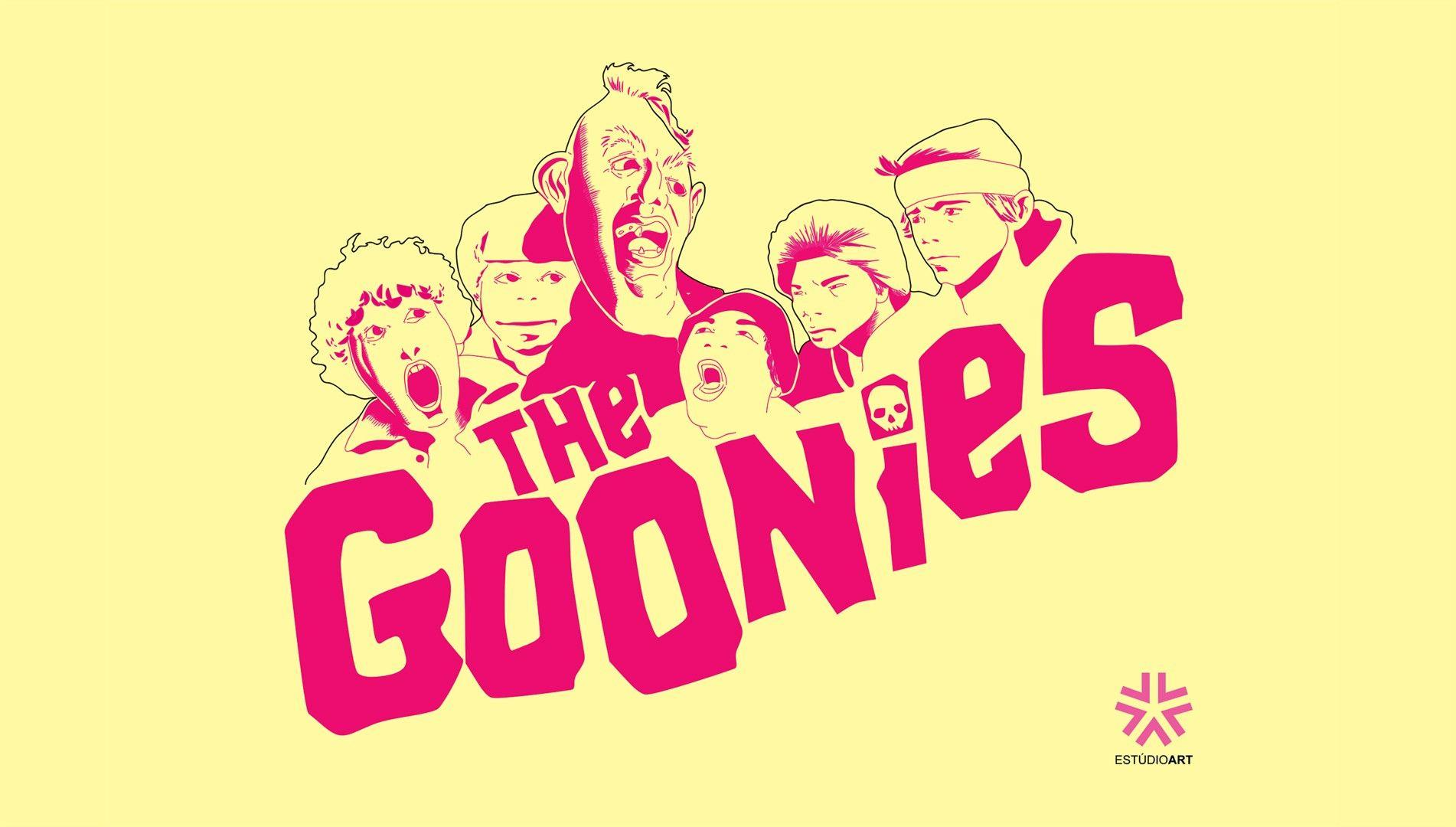 Anyone a fan of the Goonies? : wallpapers