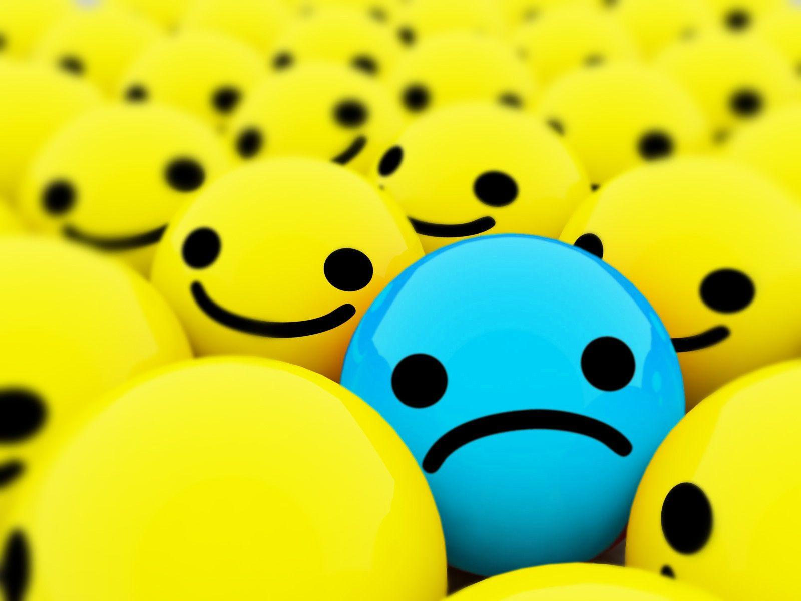 Sad face wallpapers wallpaper cave wallpapers smiley face desktop 1600x1200px wallpaper smiley face altavistaventures Image collections