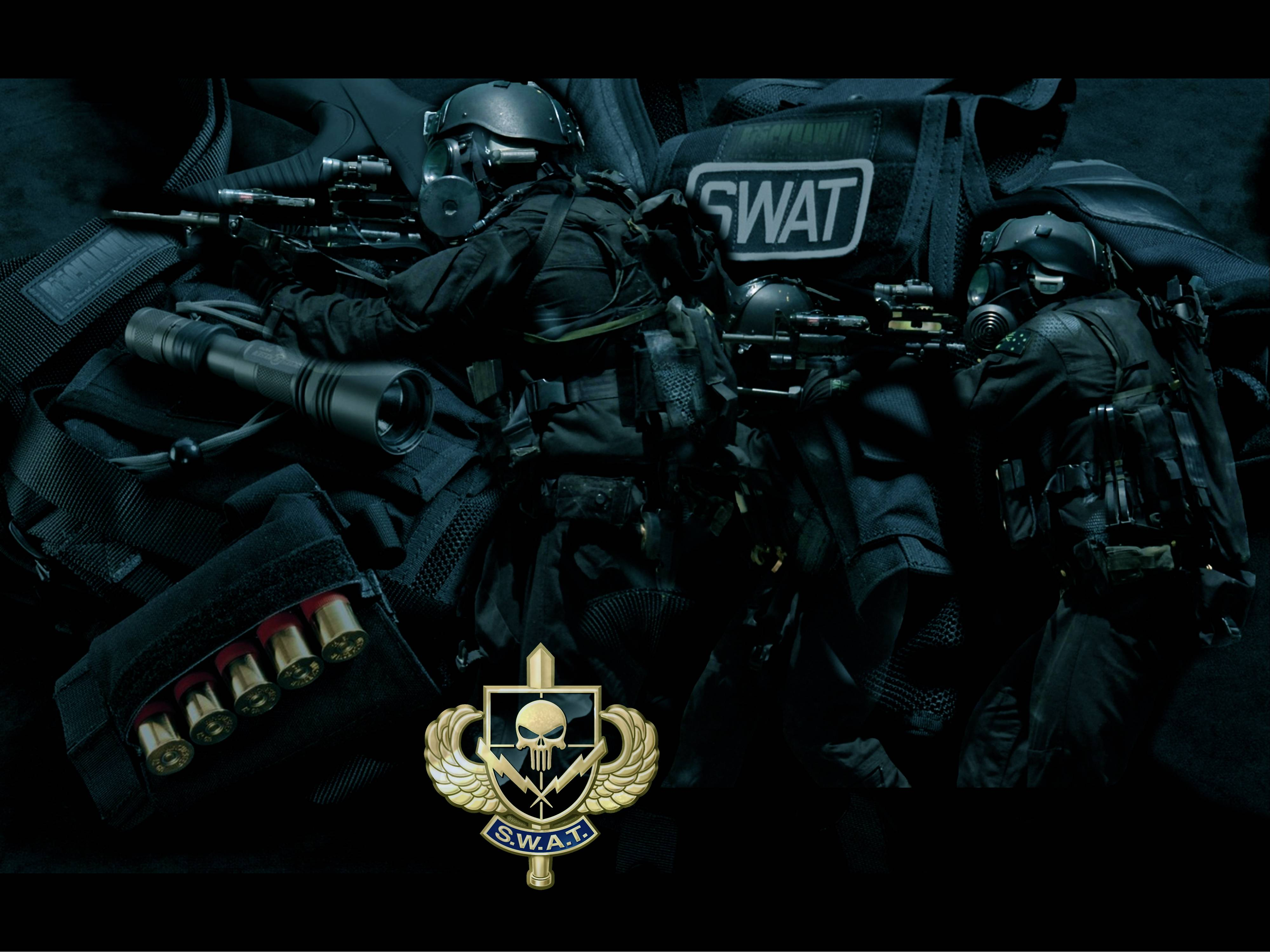 Swat Team Wallpapers Wallpaper Cave
