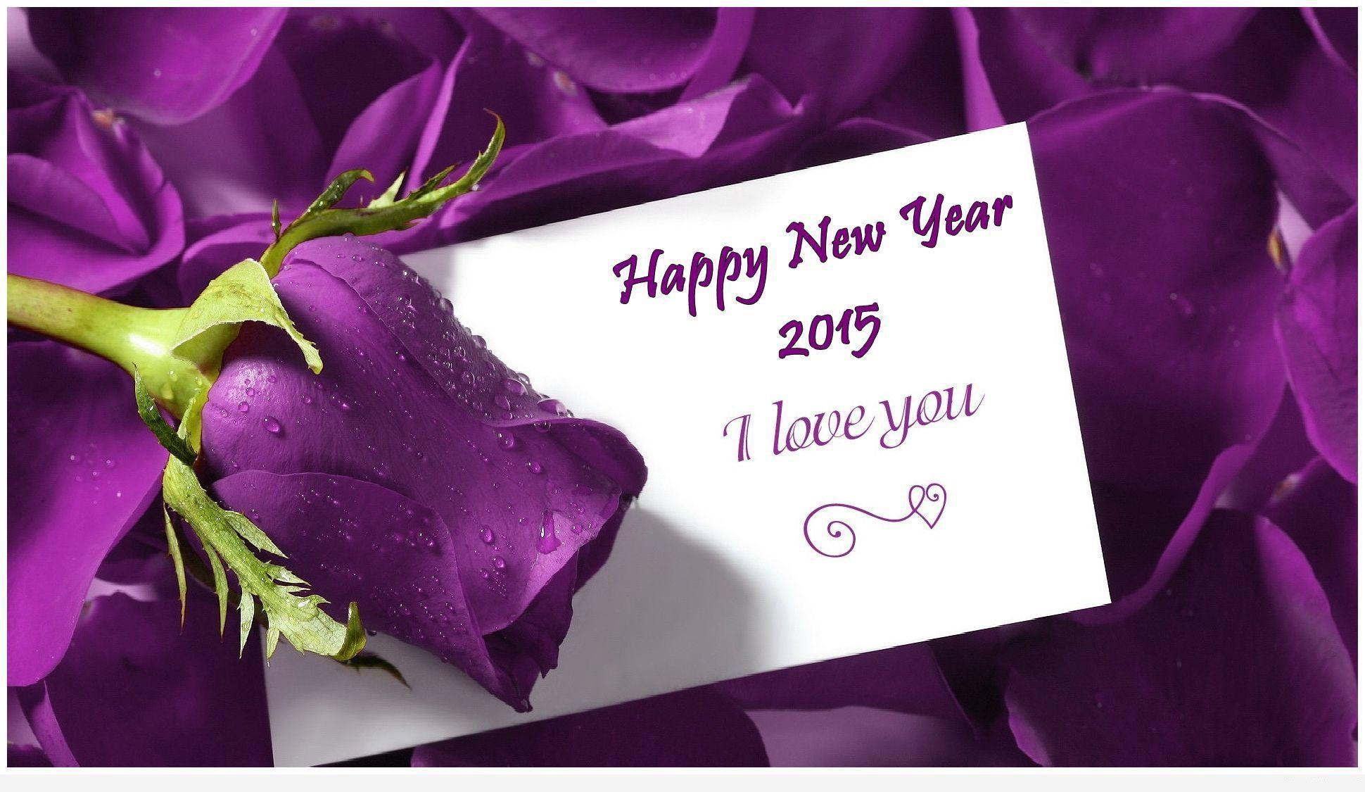 Love Wallpaper For New Year : Happy New Year 2015 Love Wallpapers - Wallpaper cave