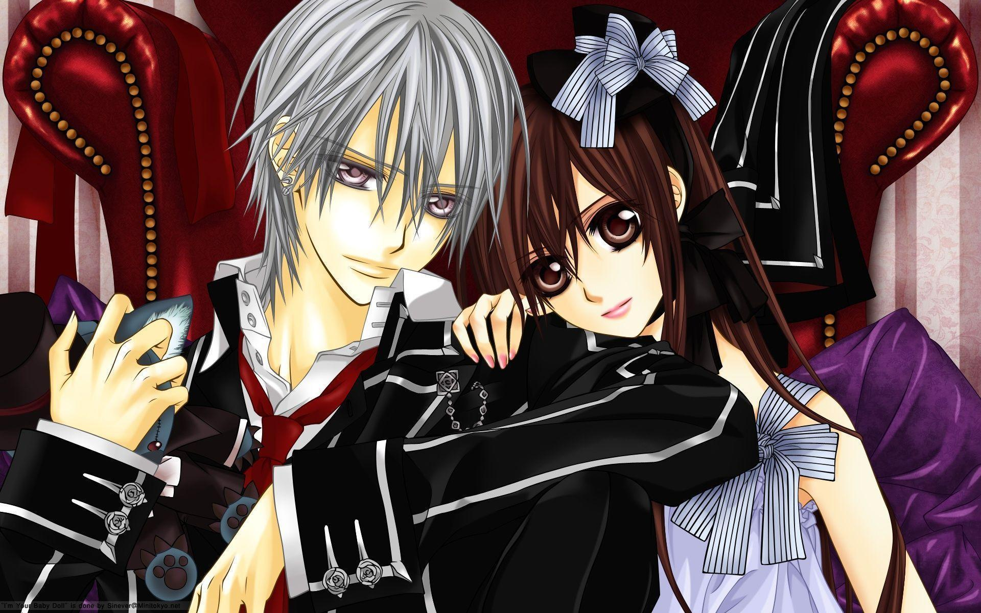 Anime Wallpaper Couple Love Wallpapers