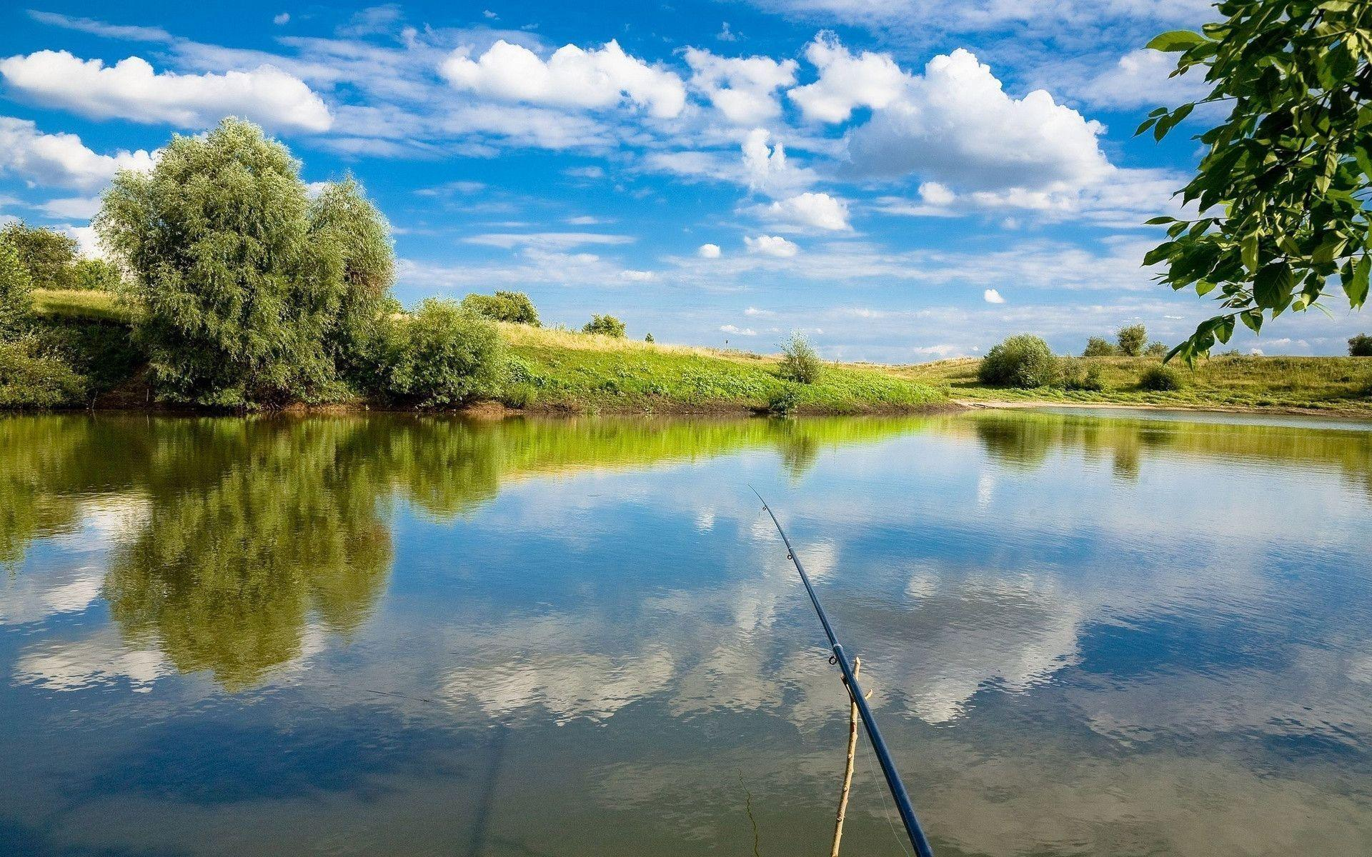 Fishing Backgrounds - Wallpaper Cave