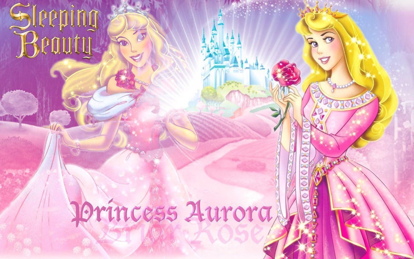 Disney Princess Sleeping Beauty Wallpapers