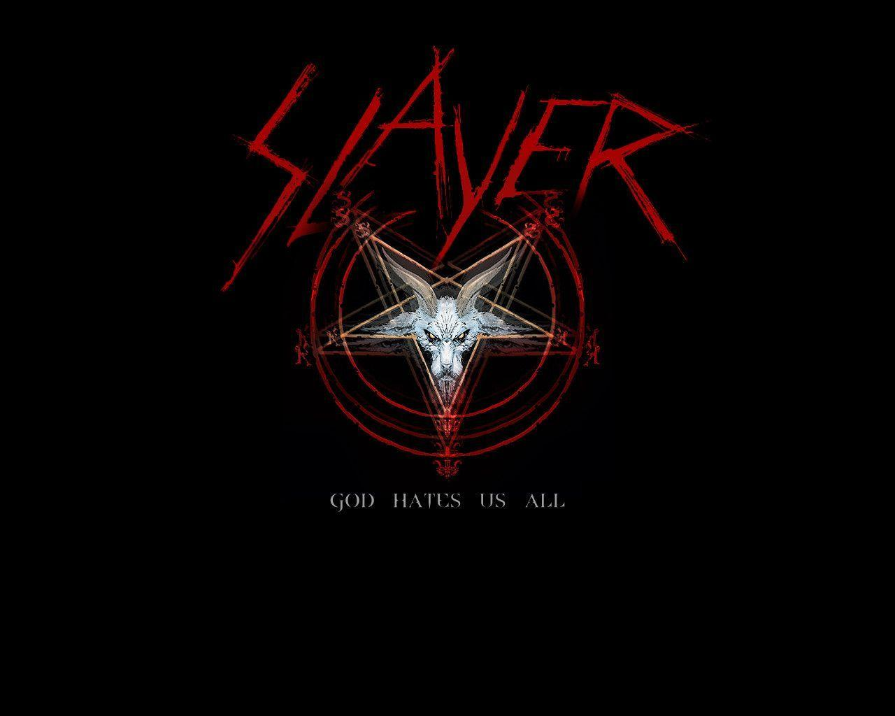 Wallpapers For > Slayer Wallpapers Hd