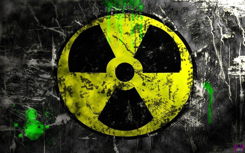 DeviantArt: More Like Radioactive Symbol Grunge by DarkStory