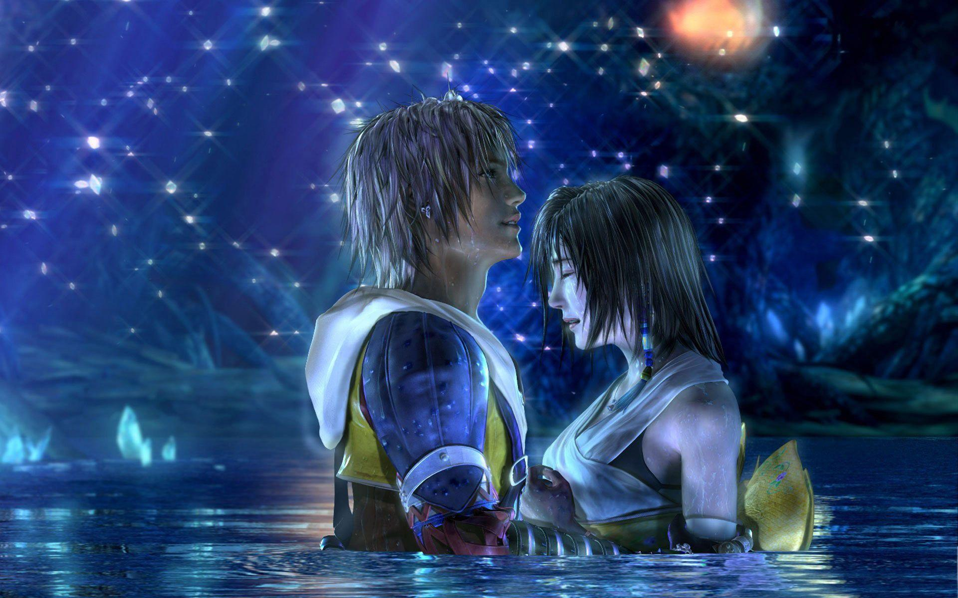 Final Fantasy X Wallpapers