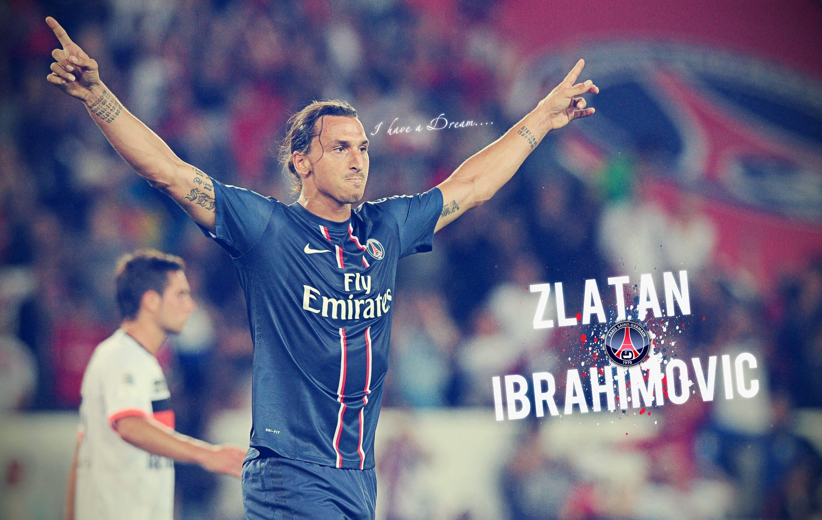Zlatan Ibrahimovic - Highly Paid Footballer