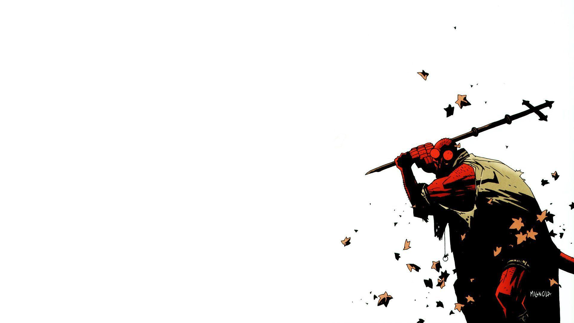Free Cross Weapon Hellboy Wallpapers, Free Cross Weapon Hellboy HD ...