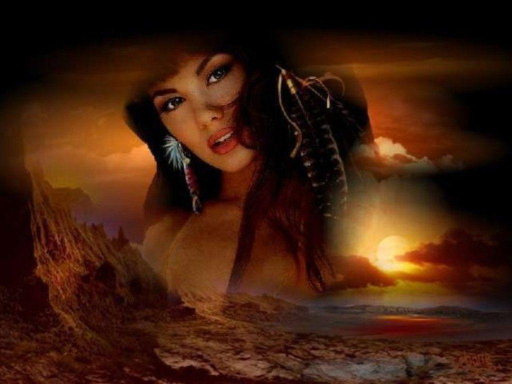 native american wallpaper fox-#29