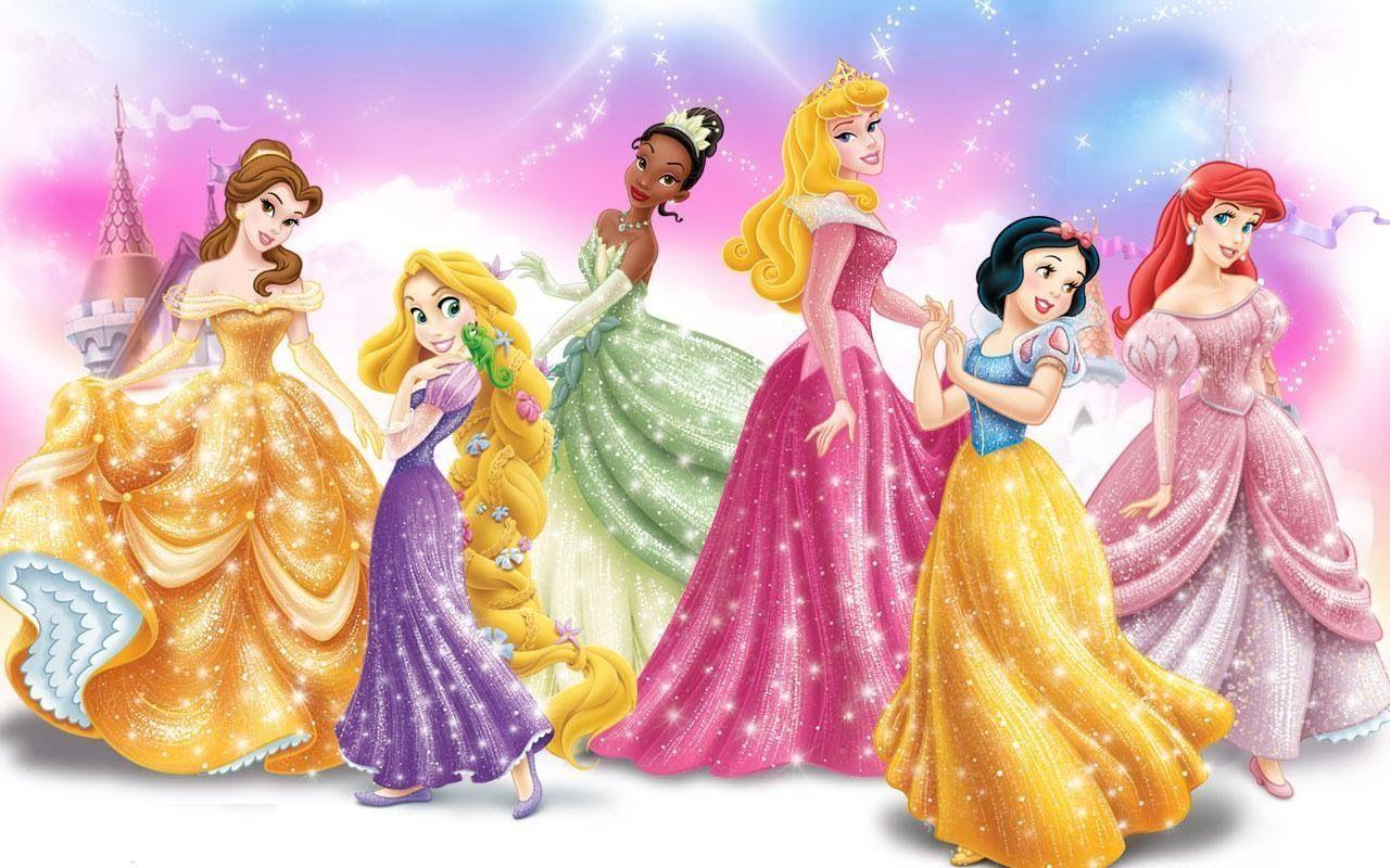 princesses hd wallpapers free - photo #15