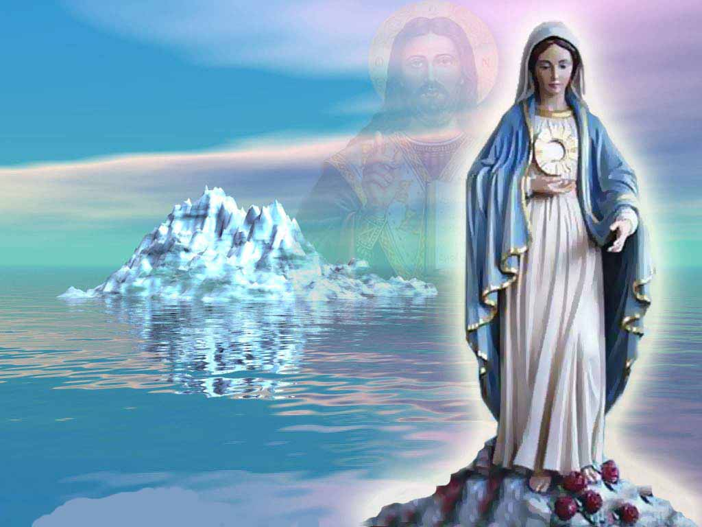 Virgin Mary Wallpapers