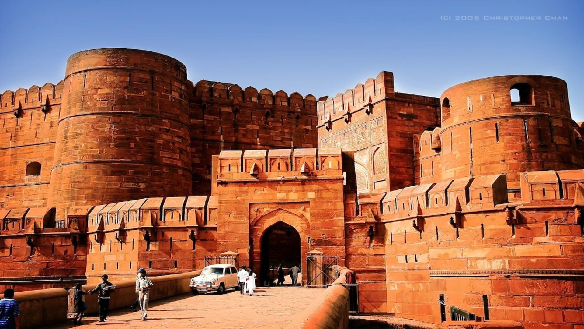 red fort agra history in hindi languag History of red fort, agra, uttar pradesh agra fort is a unesco world heritage site located in agra, india the fort is also known as lal qila, fort rouge and red fort of.