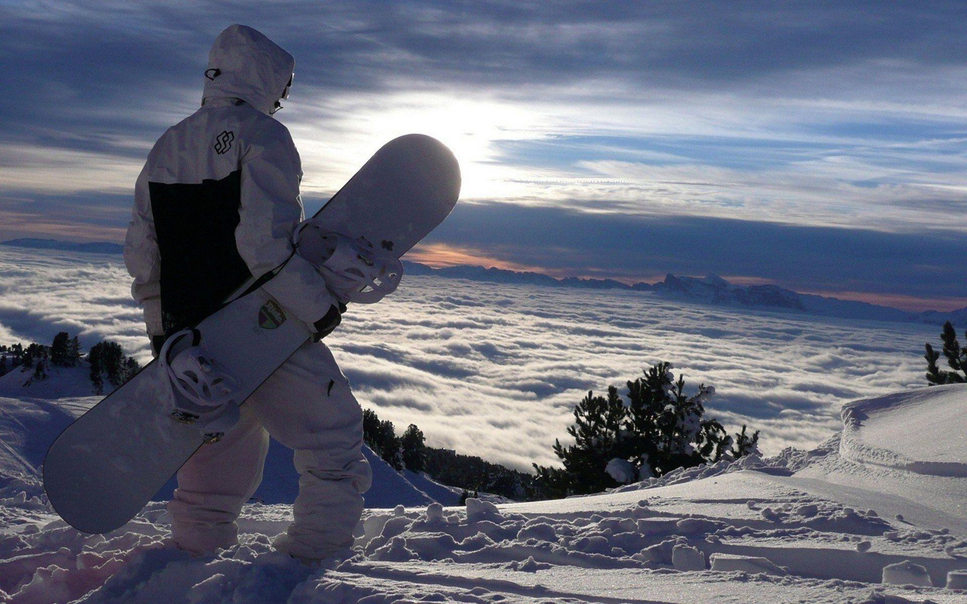 Snowboarding Wallpapers HD - Wallpaper - 343.4KB