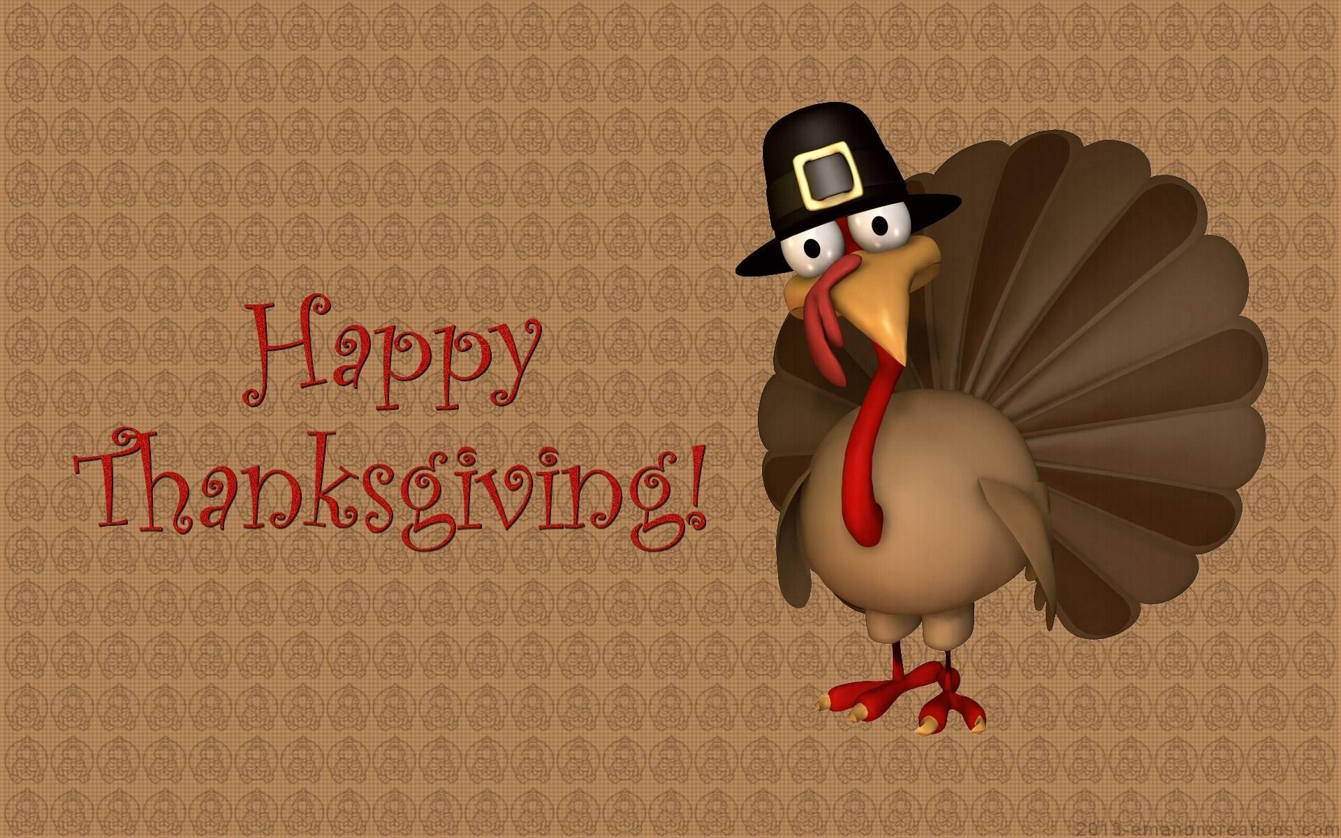 Thanksgiving Turkey Wallpaper Cool HD