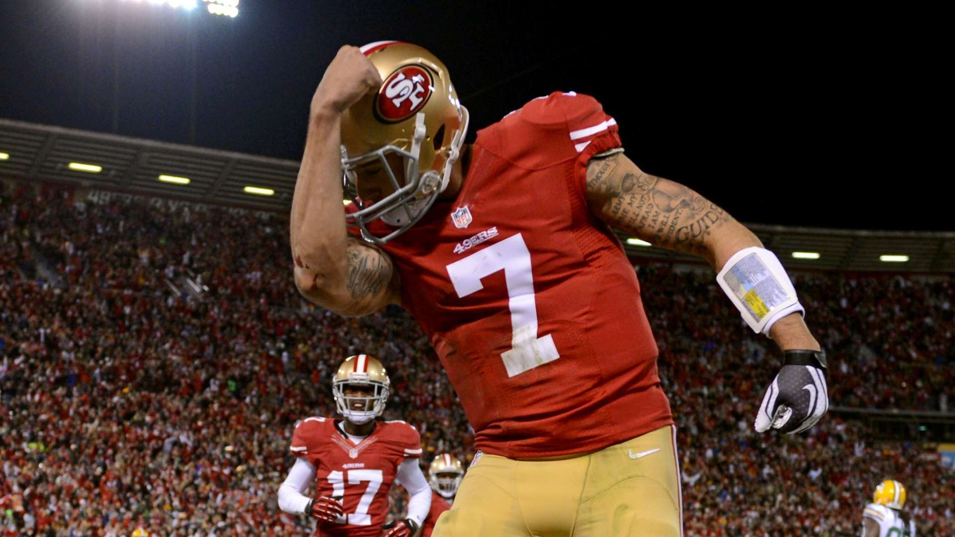 San Francisco 49ers Kaepernick | Download High Quality Resolution ...