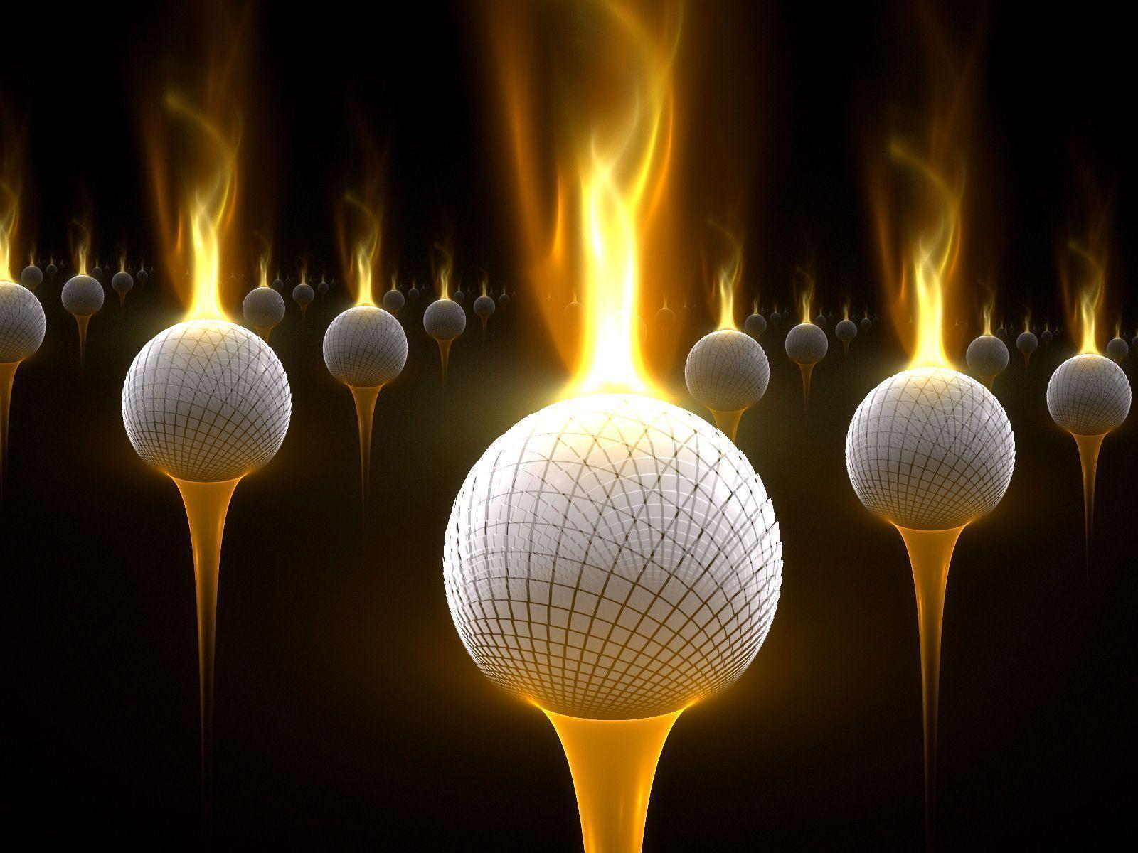 cool ball golf wallpaper - photo #9