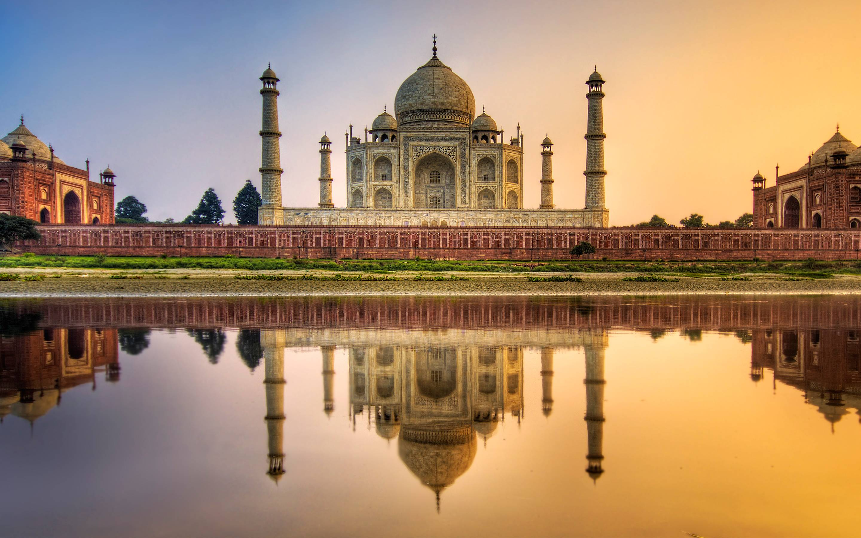 Taj Mahal Wallpapers - Wallpaper Cave