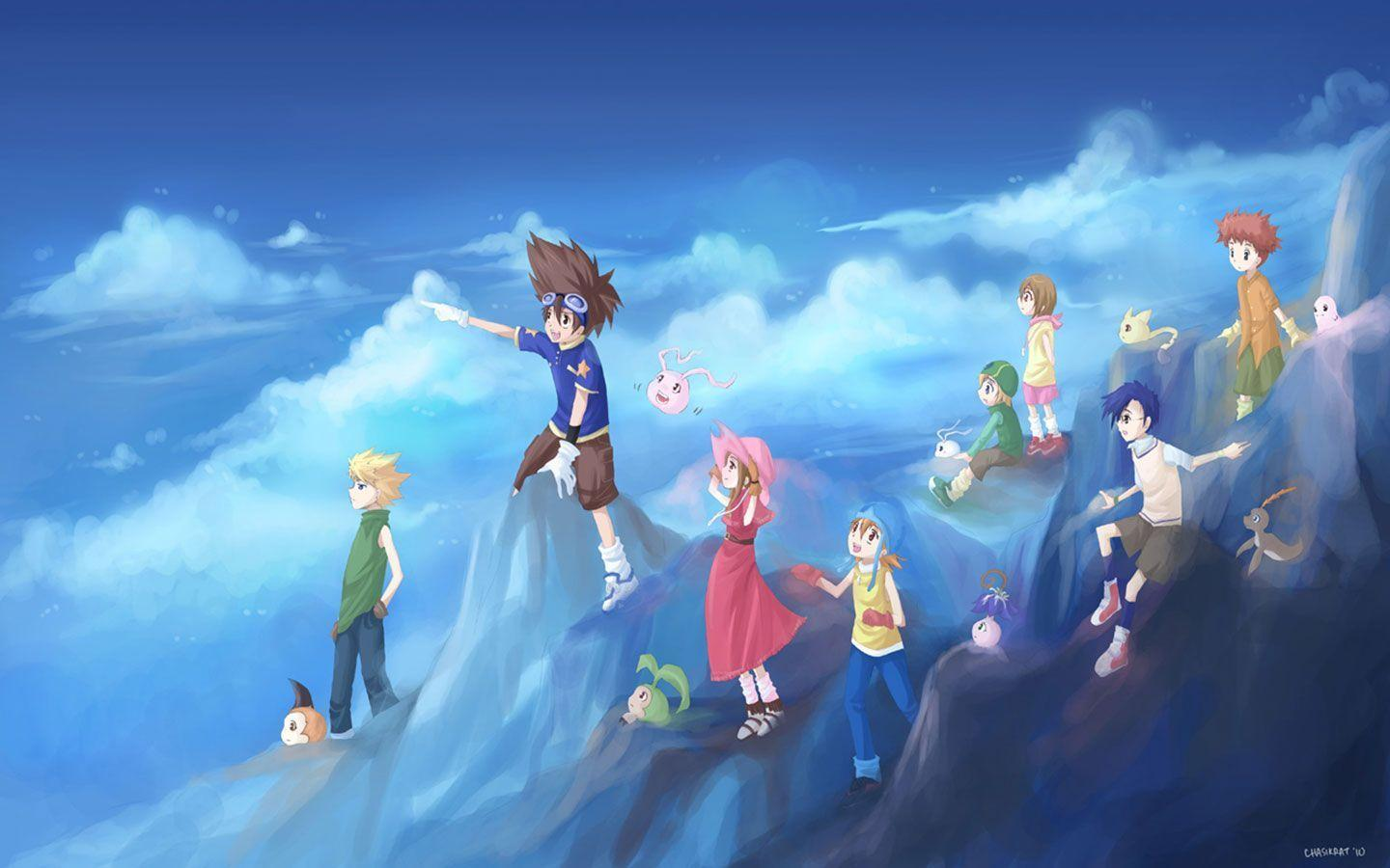 digimon wallpapers wallpaper cave