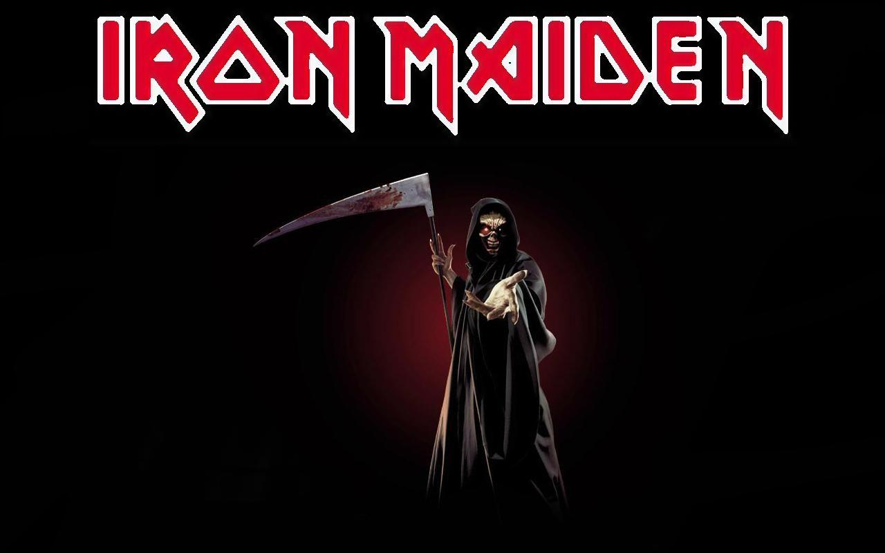 iron maiden wallpapers covers - photo #15