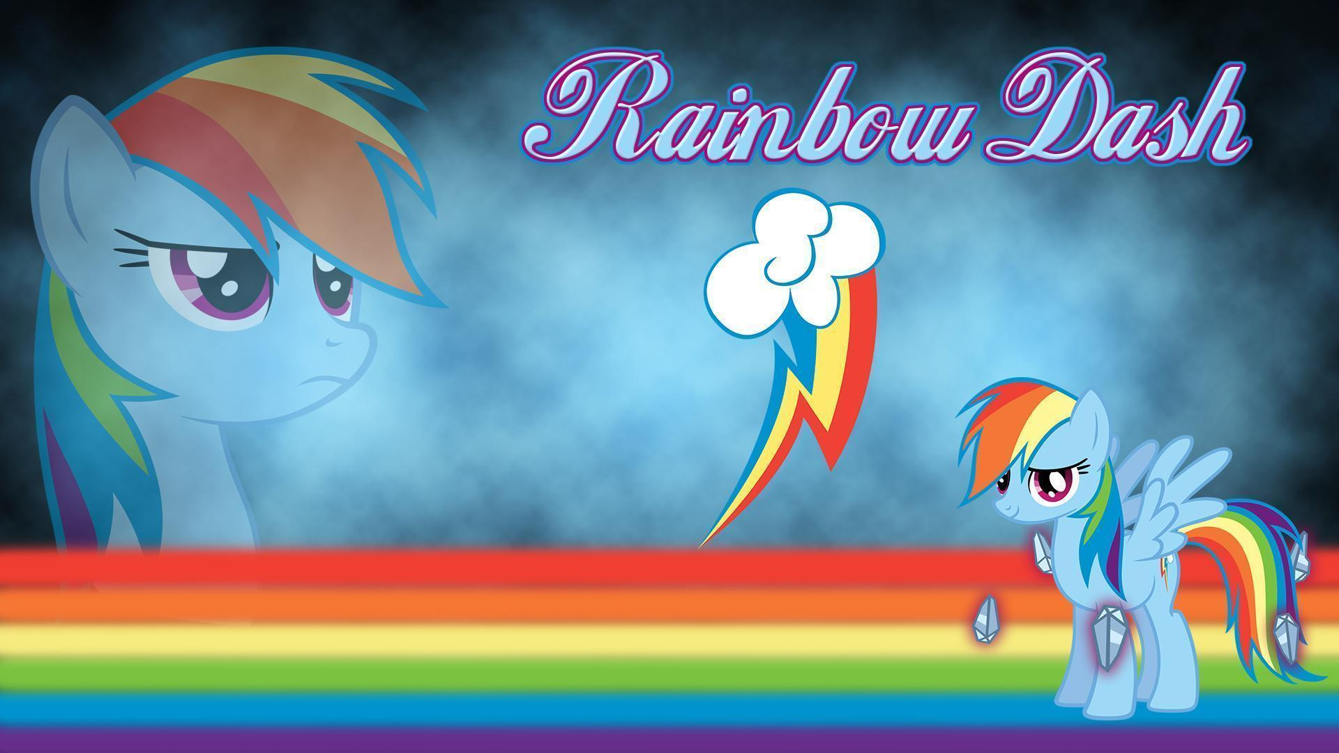 Rainbow Dash Backgrounds Wallpaper Cave