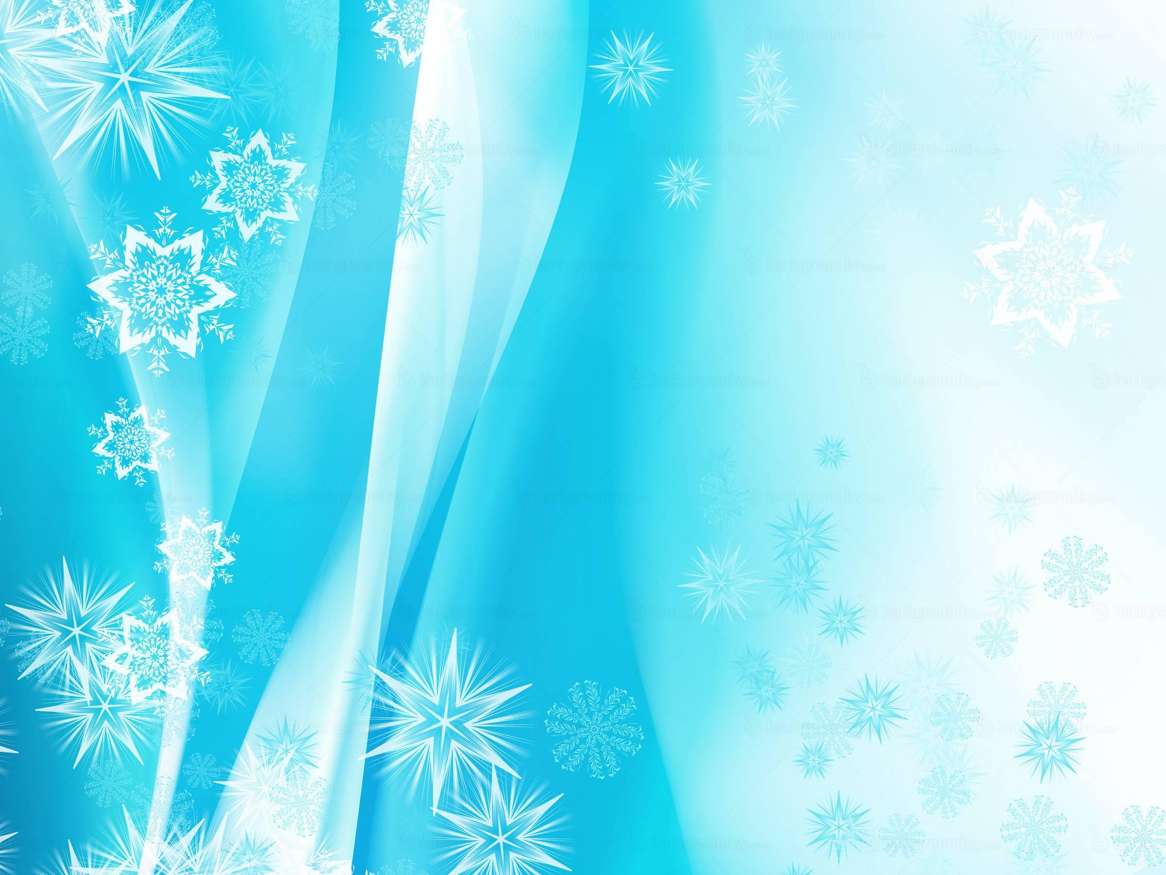 фон для открытки зимний синий курочек