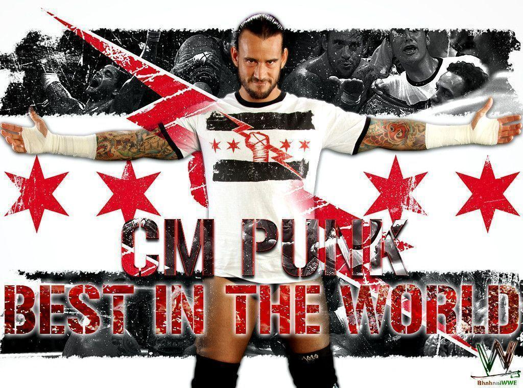 I Am Best In The World Wallpaper WWE CM Punk Wal...