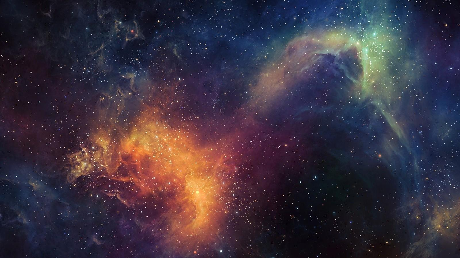 Image For > Stars In Space Backgrounds