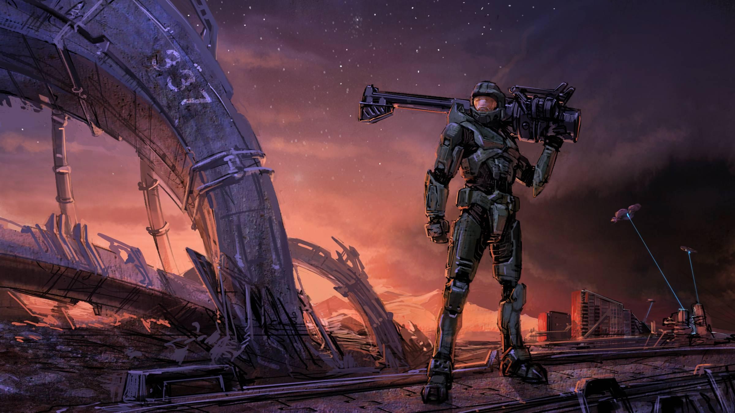 Halo 3 Desktop Backgrounds - Wallpaper Cave
