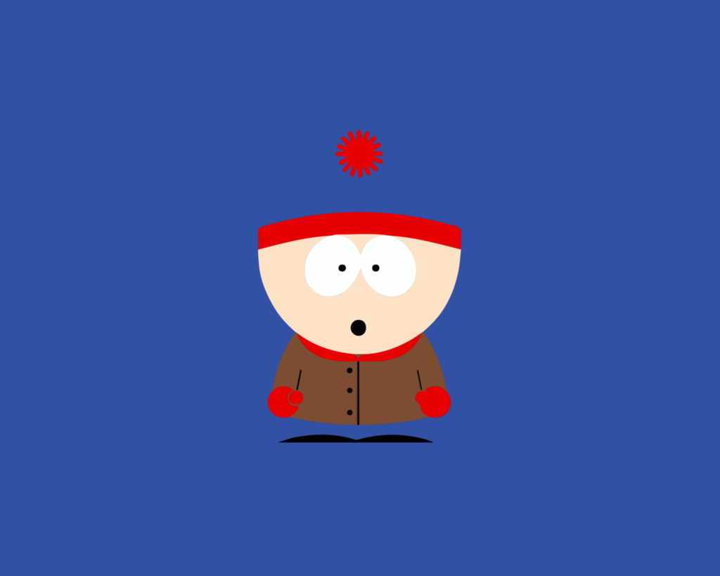 kenny south park iphone wallpaper