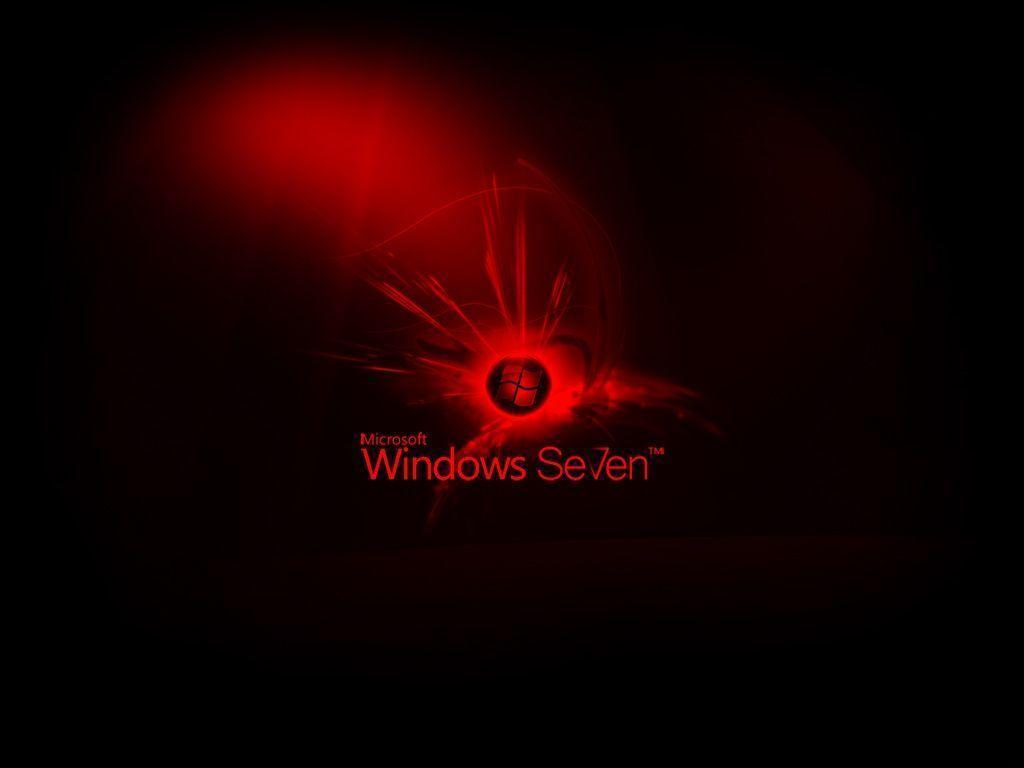 Windows 7 Wallpapers Black