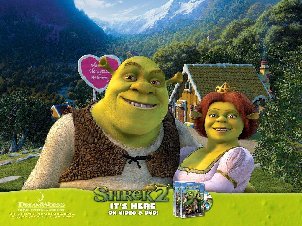 Shrek 2 Movie free download HD 720p