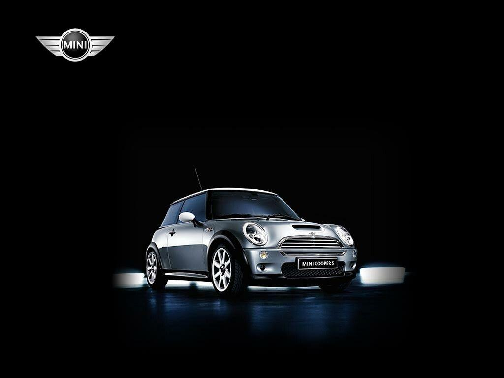 mini cooper s hatch blue wallpapers
