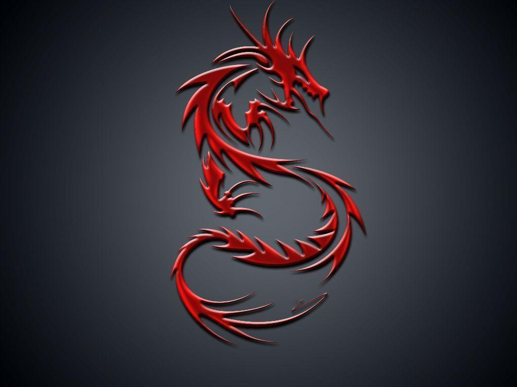 Wallpapers For > Red Dragon Wallpaper 3d