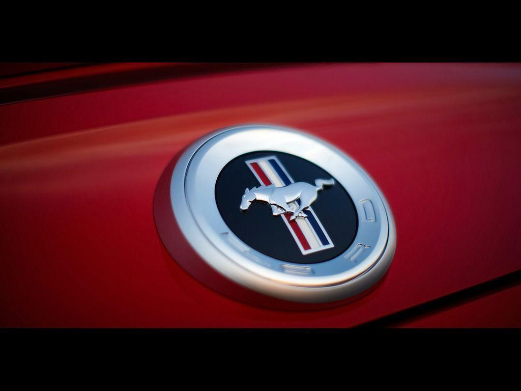 Wallpapers for ford mustang logo wallpaper