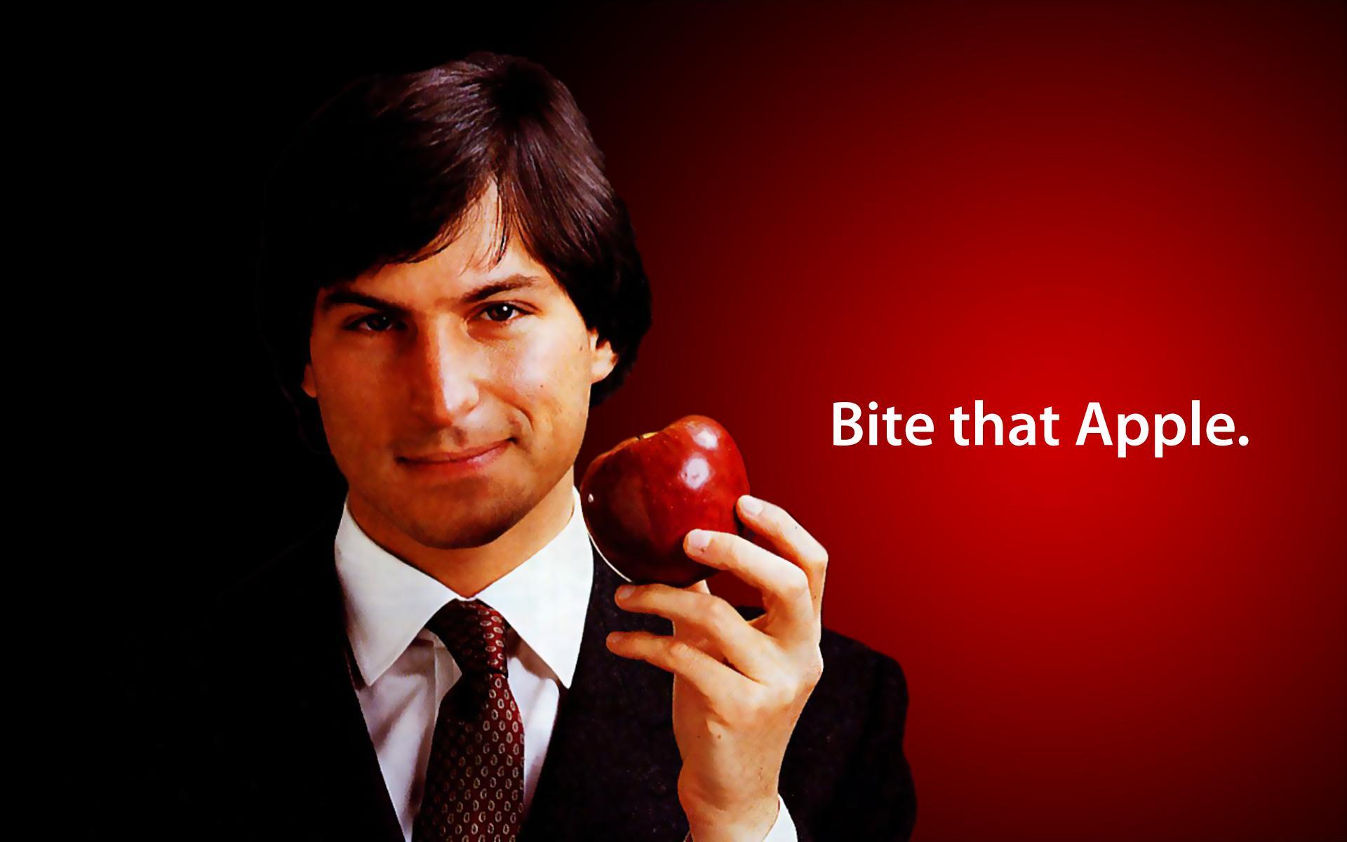 10 Tribute Remembering Steve Jobs Wallpapers