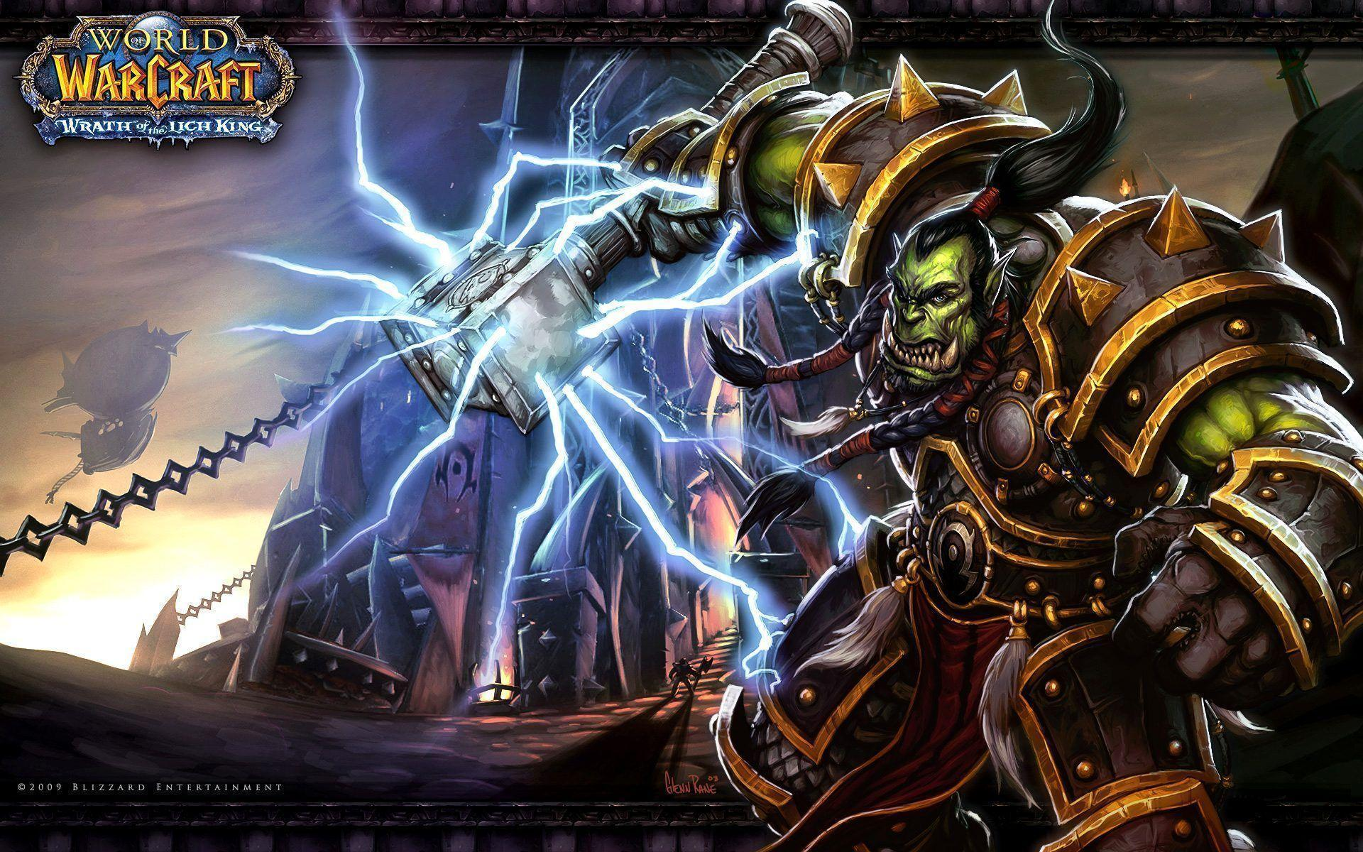 World Of Warcraft Image Hode Signs Wallpapers