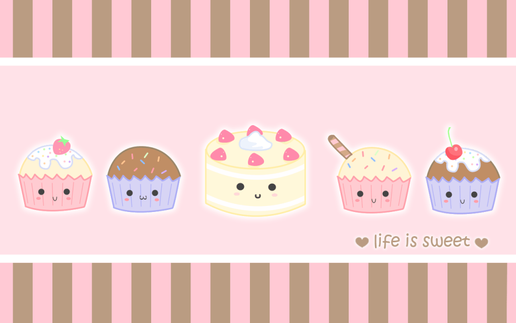 Cute Cake Images Hd : Cute Cupcake Wallpapers - Wallpaper Cave