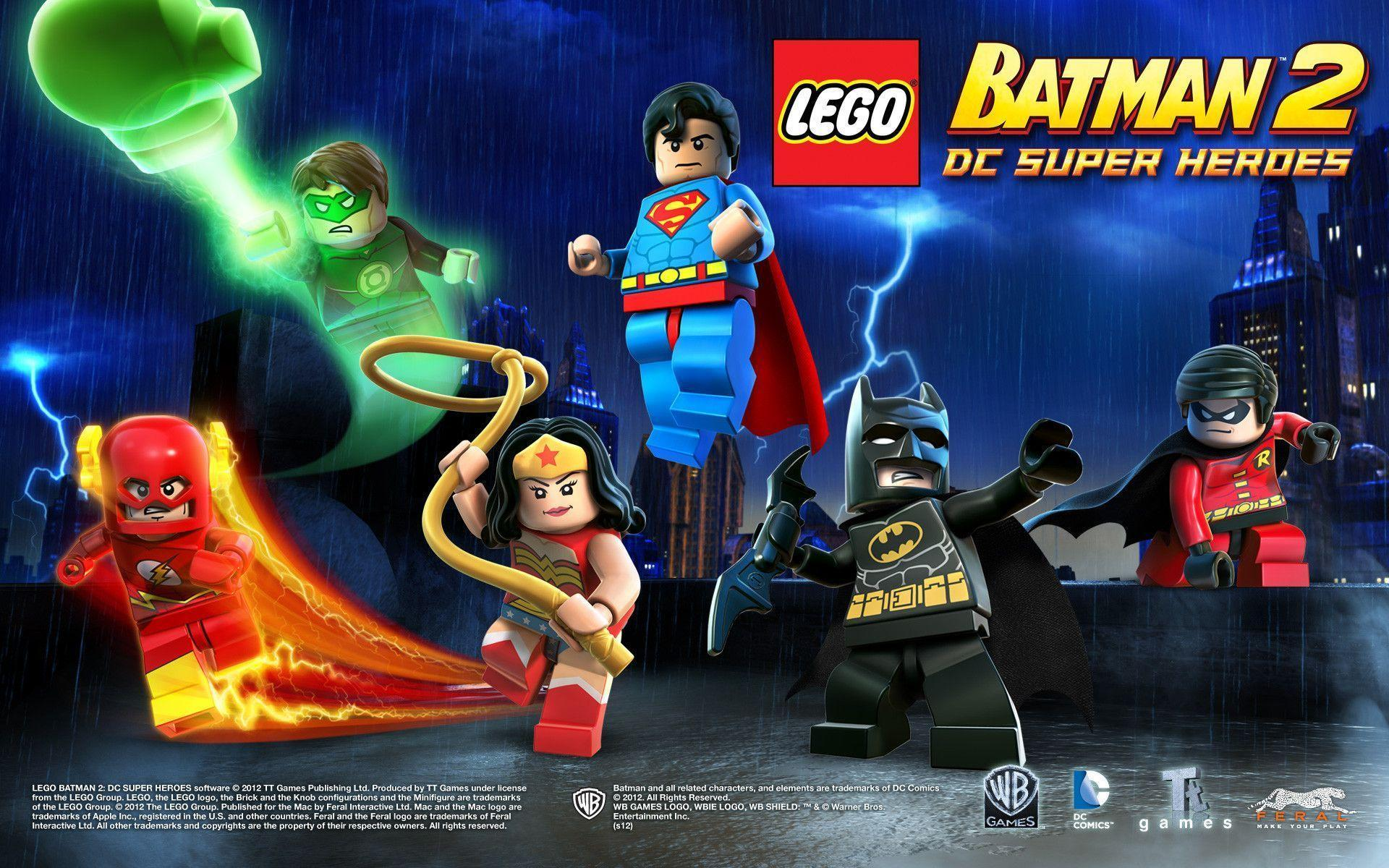 lego batman 2 wallpaper flash - photo #6